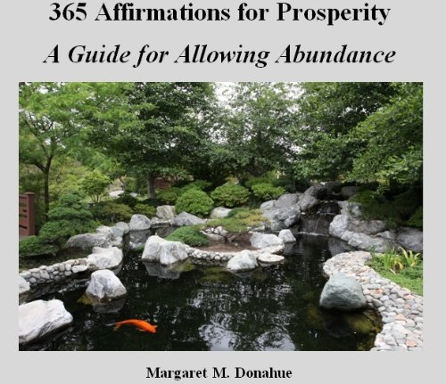 """365 Affirmations for Prosperity"