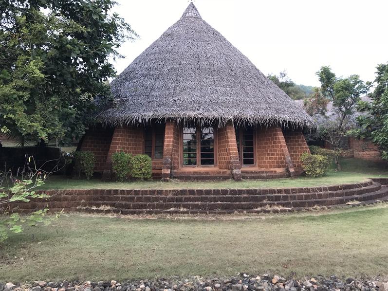 Swaswara-Hut